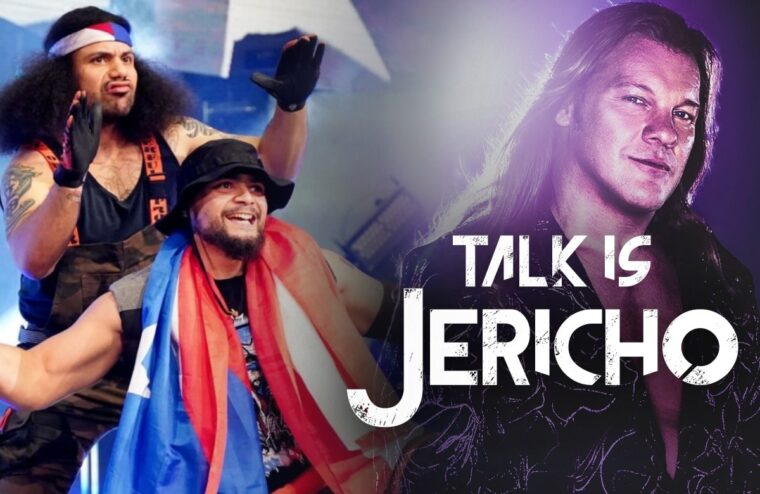Talk Is Jericho: Santana & Ortiz – From The Inner City To The Inner Circle