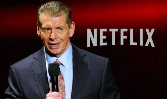 Vince McMahon To Be The Subject Of Netflix Docuseries
