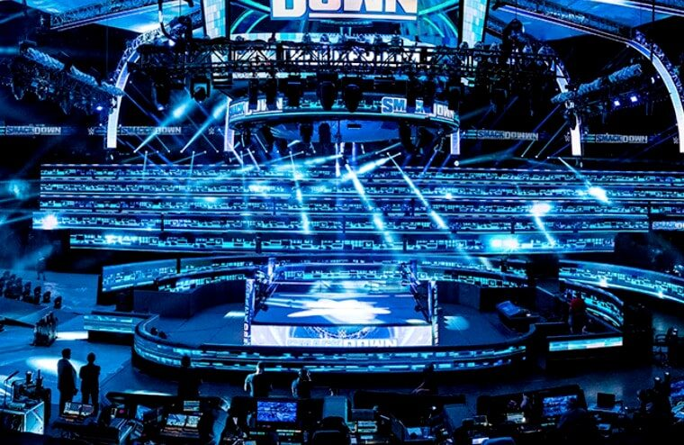 Update On WWE's Plans For Running Shows In The ThunderDome