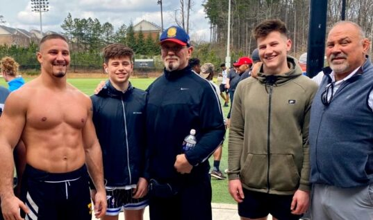 Rick Steiner's Son Gets WWE Tryout Following Baltimore Ravens Release