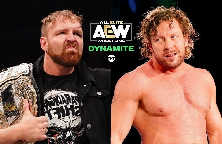 AEW Announces Date Of Moxley Vs. Omega II