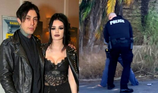 Stalker Apprehended At Paige And Ronnie Radke's California Home