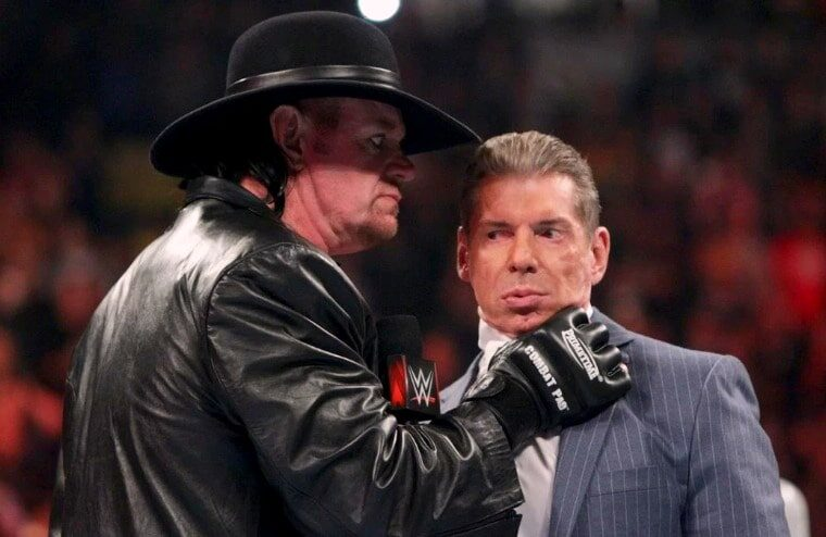 """The Undertaker Says Vince McMahon Is """"A Caring Human Being"""""""