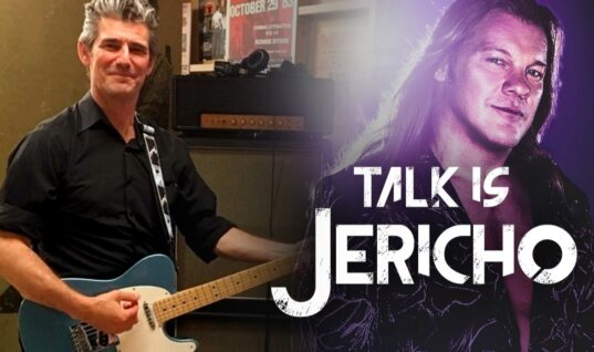 Talk Is Jericho: Backstage At The Rock N Roll Hall Of Fame