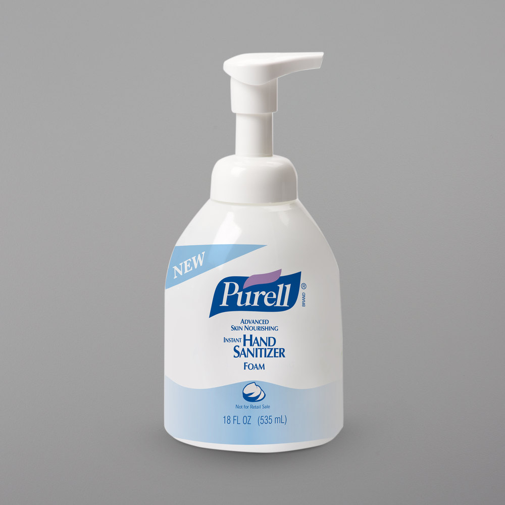 Purell 5798 04 Advanced Skin Nourishing 535 Ml Foaming