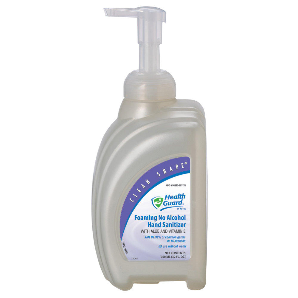 Kutol 68278 Health Guard 950 Ml Foaming Instant Hand Sanitizer