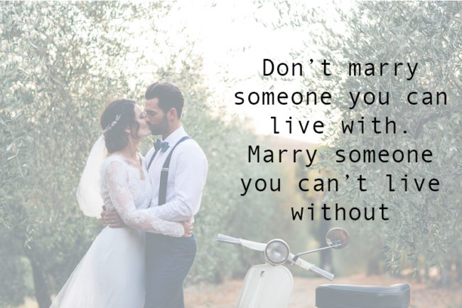 Quotes About Marriage And Love 1