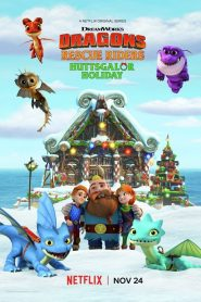 Dragons: Rescue Riders: Huttsgalor Holiday (2020)