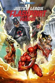 Justice League: The Flashpoint Paradox (2013)