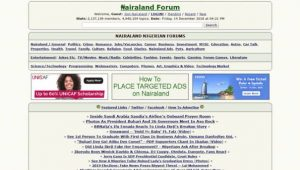 Nairaland Forum Php Script (Free Download)