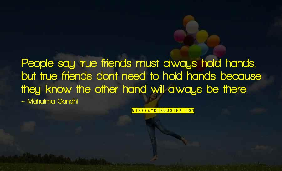 Hold My Hand Quotes 1