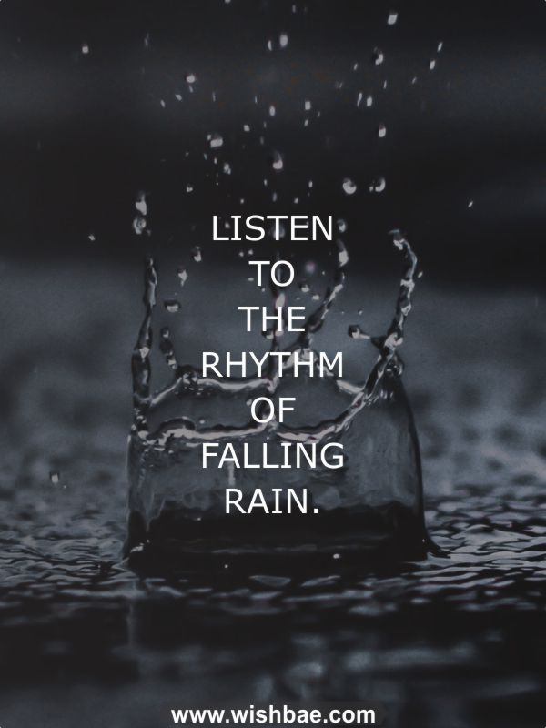 Rain Images With Quotes 5