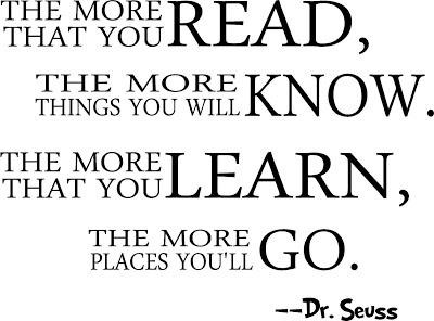 Funny Quotes Dr Seuss Quote About How To Learn Collection Of Inspiring Quotes Sayings Images Wordsonimages