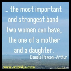 Mother And Daughter Quotes 3