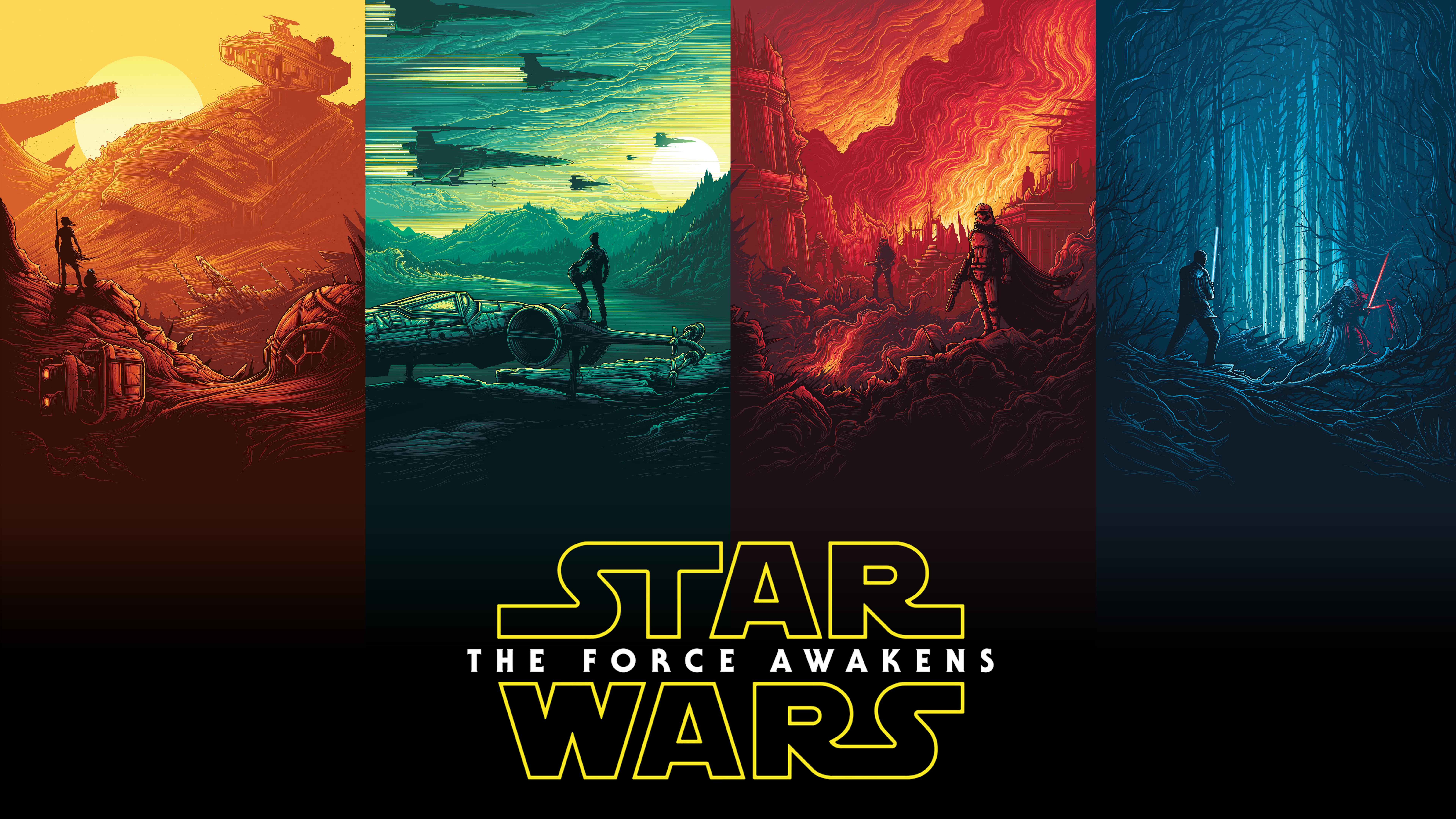 Force Star Wars Wallpaper Android