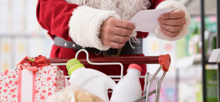 Christmas shoppers reveal their priorities
