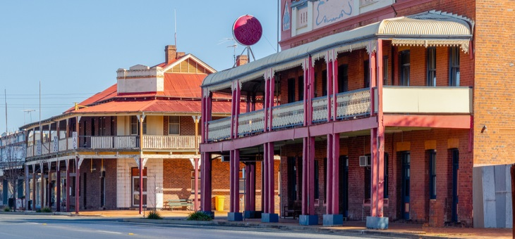 Small Victorian towns well worth a visit