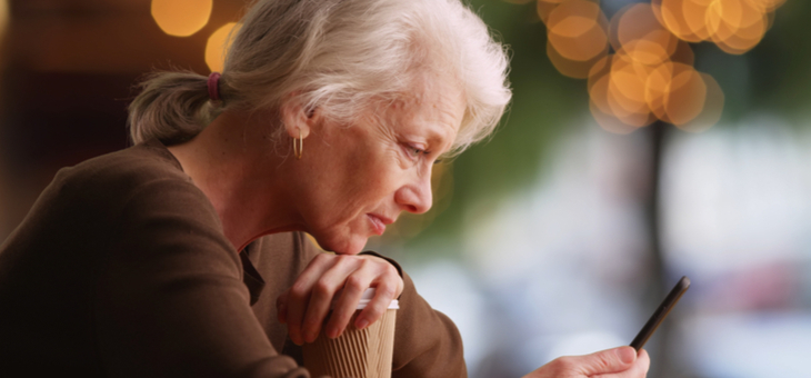 What are the options when facing unemployment later in life?