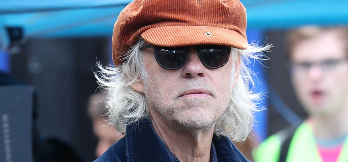 Sir Bob Geldof on grief, fame and getting through it all