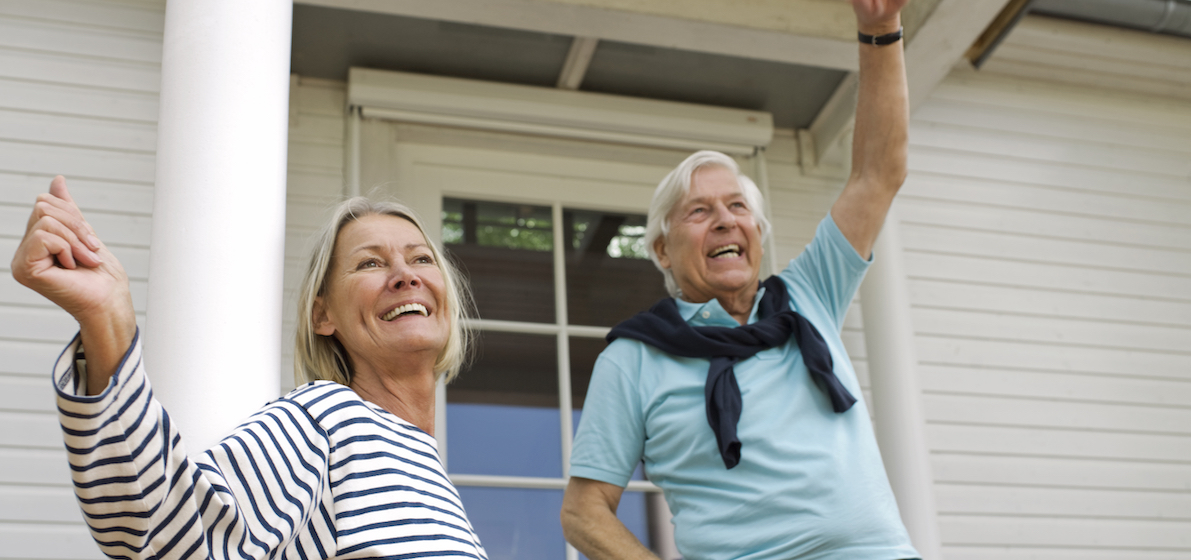 Five smart moves for empty nesters