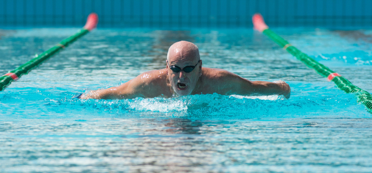 Friday Reflection: Loneliness of the long-distance swimmer