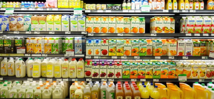 Juices ranked lower than diet softdrinks