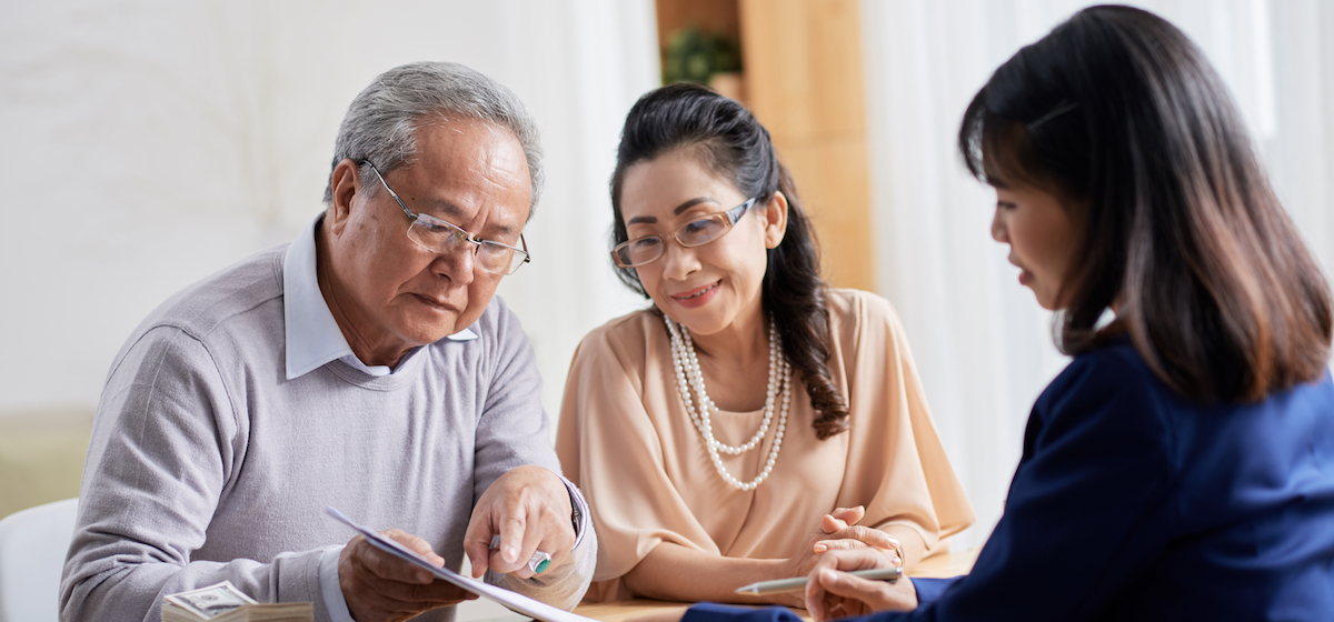Do life insurance payouts affect the Age Pension?