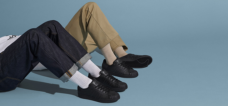 Stylish sneakers: Some of the best black runners of all time