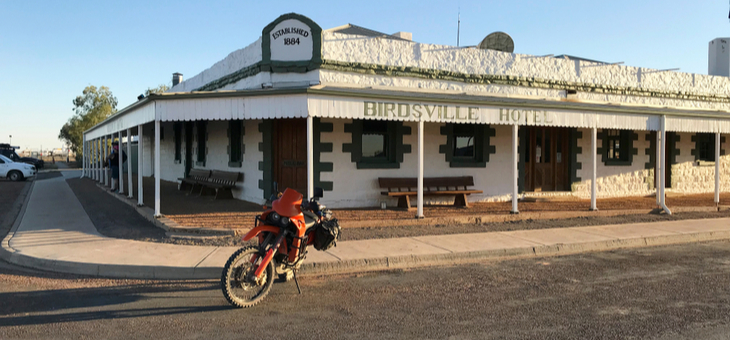 Are the Birdsville races the only reason to visit outback Queensland?