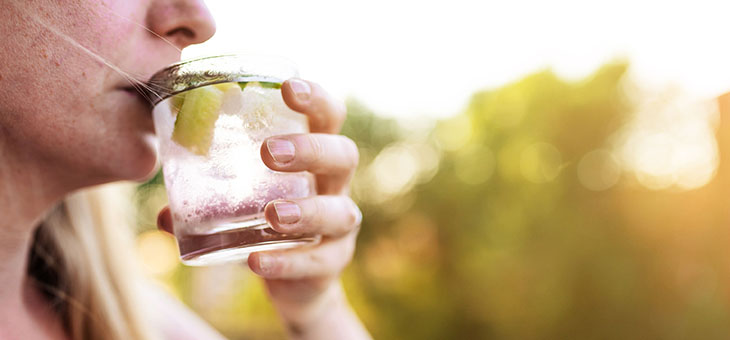 Why does gin make some people cry?