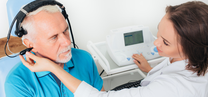 How to book a hearing aid test safely during COVID-19