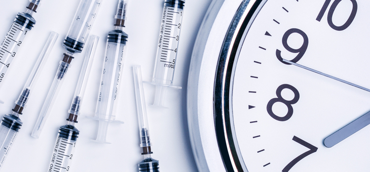 Vaccinations behind schedule, yet Aussies implored to 'take a holiday'