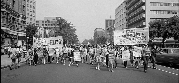 Sex, power and anger – a history of feminist protests in Australia
