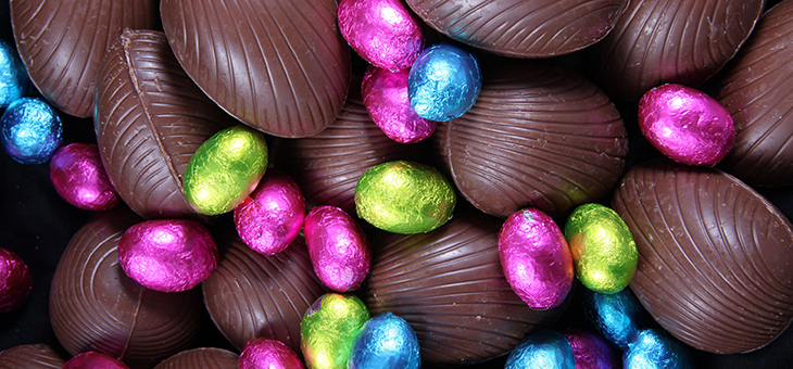 Why you shouldn't feel guilty about eating chocolate today