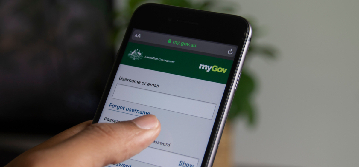 What is a myGov account and how does it work?