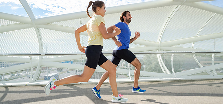 Five running shoes reviewed