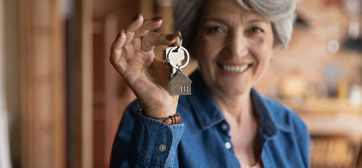 Does living in a granny flat, caravan or boat affect your pension?