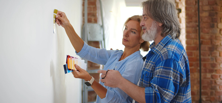 Increasing your Age Pension entitlements by renovating the family home