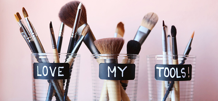 The make-up brush cleaner that has gone viral