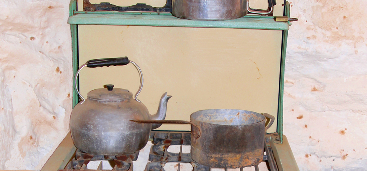 What's the oldest thing in your kitchen?
