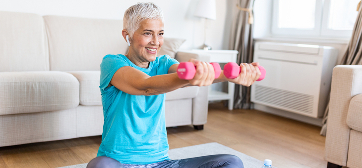 Is exercise as good as medicine?