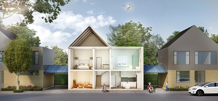 Expert predictions for high-tech homes of the future