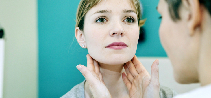 Swollen lymph nodes and the importance of the lymphatic system