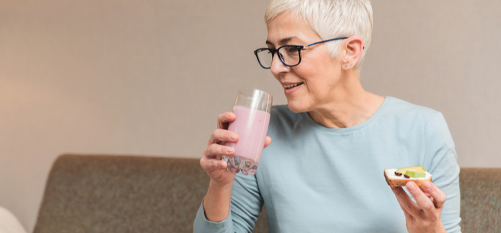 Foods you should eat in your 50s, 60s and beyond