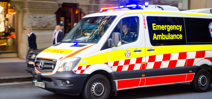 What you must do when an emergency vehicle approaches