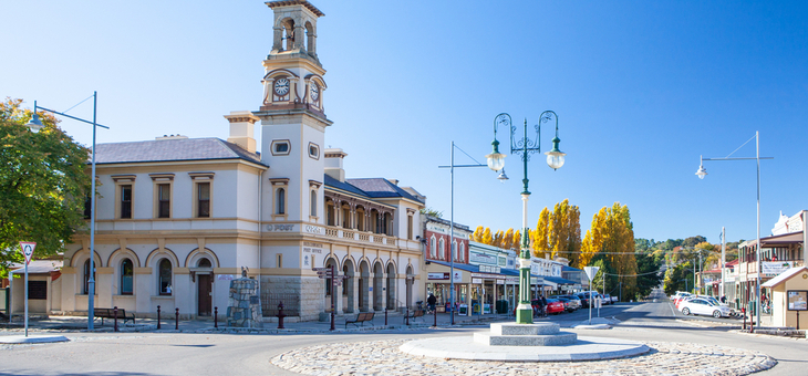 The most scenic small towns in Australia