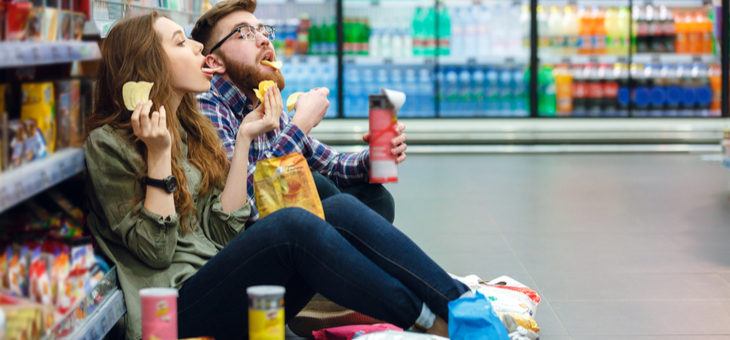 Aussie supermarkets named and shamed as junk food pushers