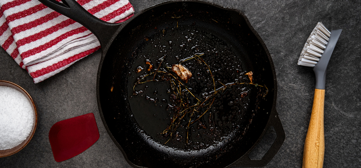 The beginners guide to cast iron care