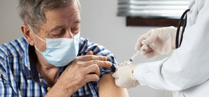 Most older Aussies need to be vaccinated before nation reopens