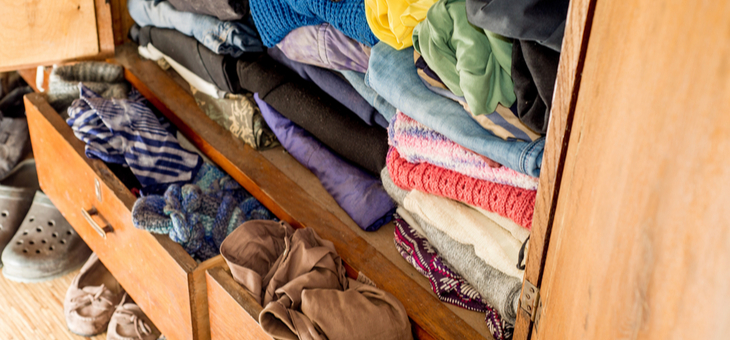 Get the clutter under control for a healthier you